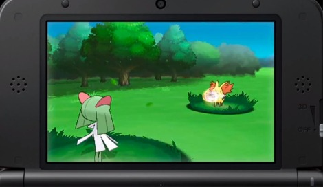 Pokemon-X-Y-Gameplay