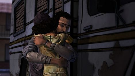 I'll always keep you safe, Clementine.