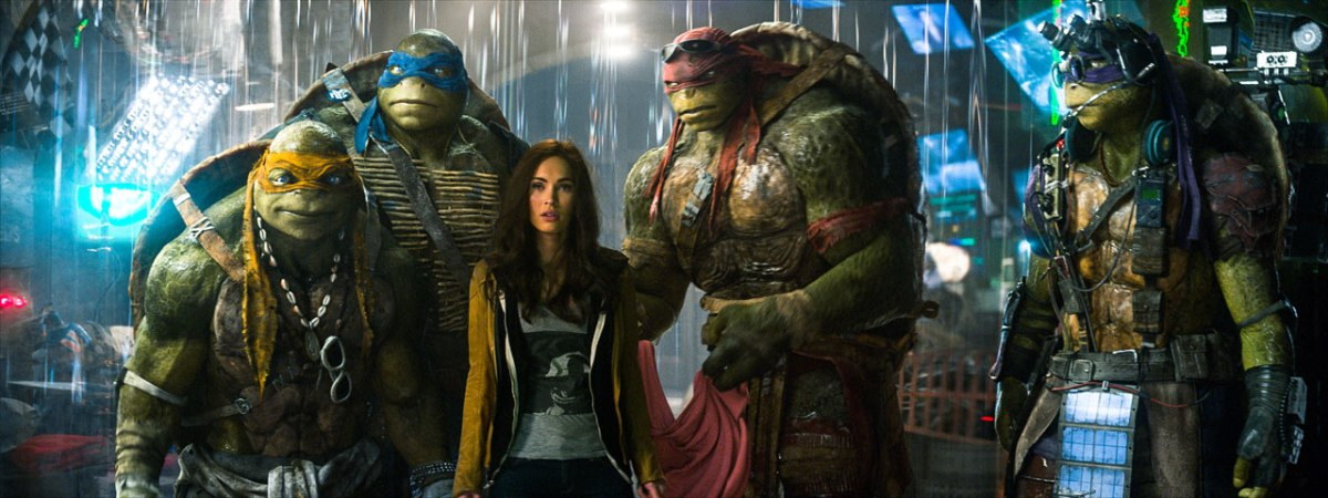 Teenage Mutant Ninja Turtles (2014) Spoiler Review